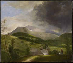 Approaching Storm, White Mountains