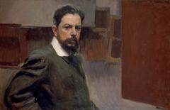 Autorretrato Joaquín Sorolla (1904)