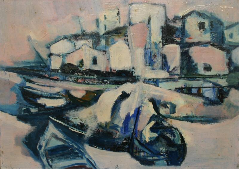 Barche a Canareggio