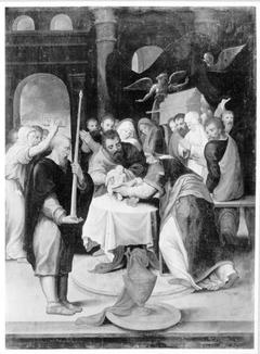 Beschneidung Christi (zugeschrieben)
