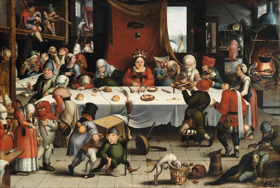 Burlesque Feast