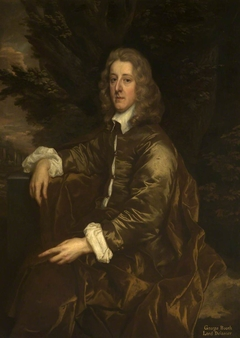Called Sir George Booth, 1st Baron Delamer of Dunham Massey (1622-1684)