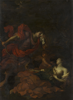 Cephalus and the Dying Procris