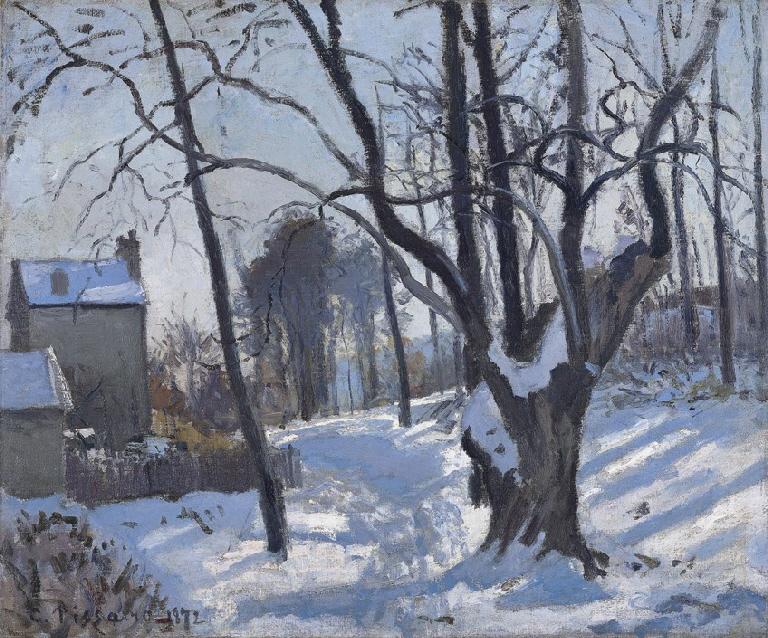 Chemin des Creux, Louveciennes