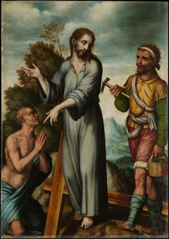 Christ Justifying his Passion