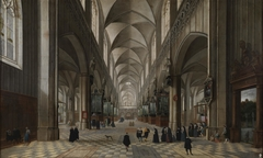 Church in Flanders or The Mass