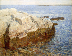 Cliff Rock - Appledore