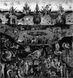 Copy after The Garden of Earthly Delights