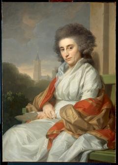 Cornelia Rijdenius (1746-1826). Echtgenote van Johannes Lublink