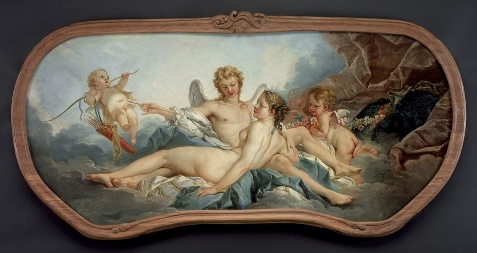 Cupid Wounding Psyche