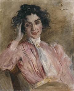 Die Schauspielerin Centa Bré