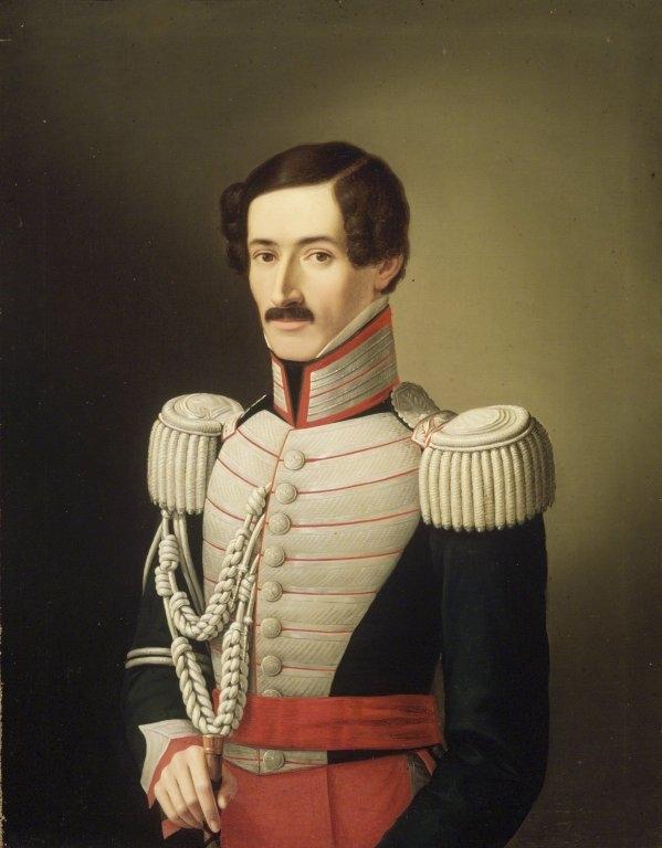 Don José Ygnacio de Cervantes de Ozta y de Velasco