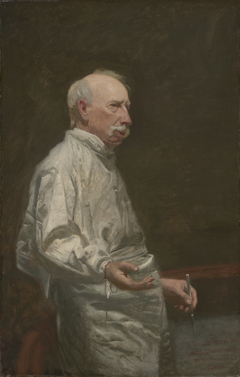 Dr. Agnew  (Dr. D. Hayes Agnew)(1818-1892)