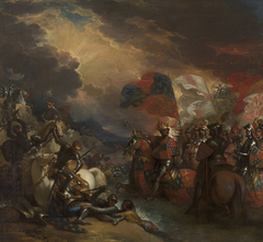 Edward III Crossing The Somme