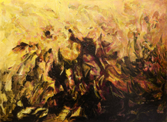 El monte Hored ardía II