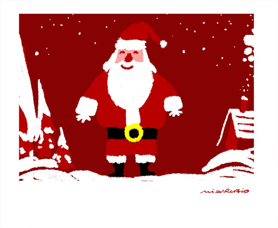 Feliz Nochebuena Y Navidad!