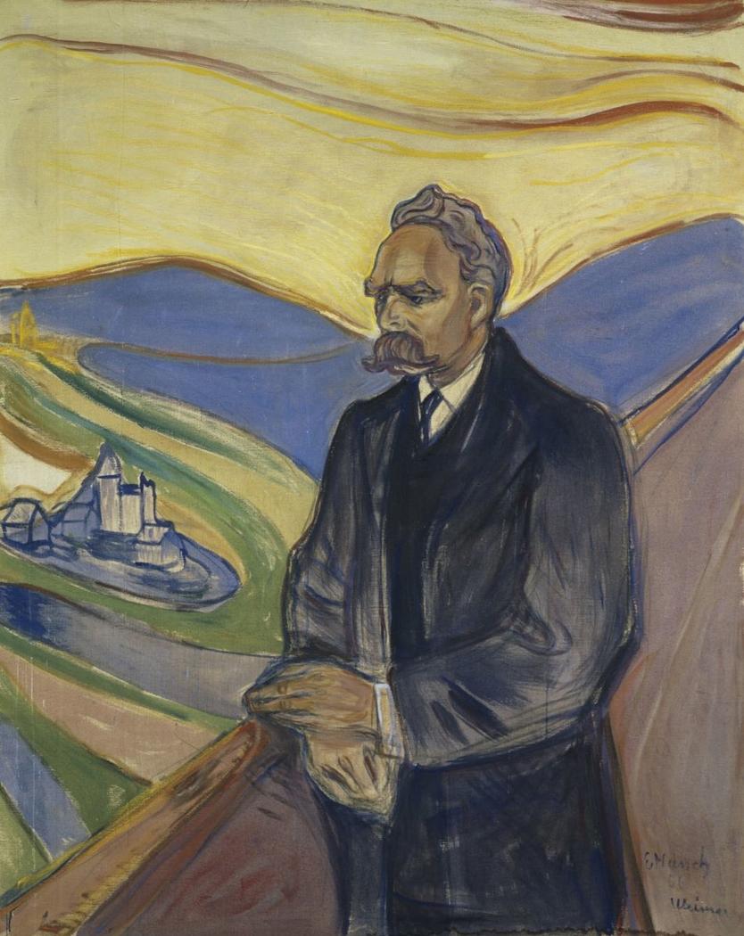 Frederich Nietzsche