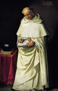 Friar Pedro Machado