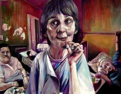 Fumandoras de opio