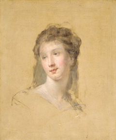 Head of a Lady, Called Lady Pembroke