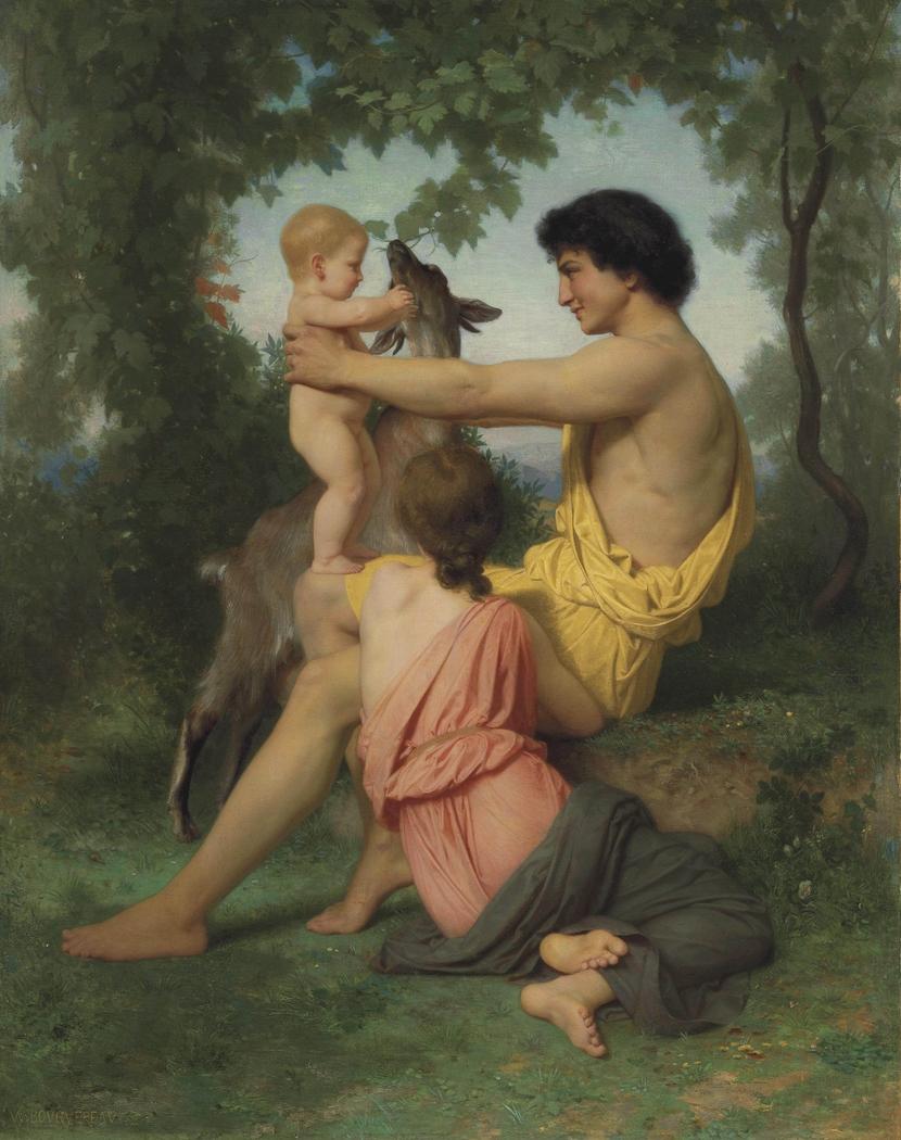 Idyll: Ancient Family
