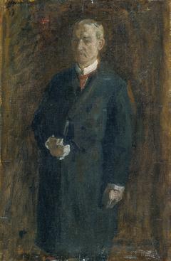 James MacAlister (Sketch)