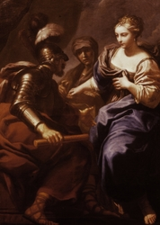 Judith Presenting Herself to Holofernes