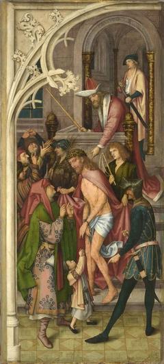 Kaisheimer Altar: Ecce homo