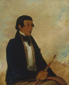 Kee-món-saw, Little Chief, a Chief