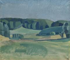 Landscape near Bistrup