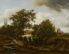 Landscape near Deventer