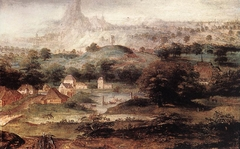 Landscape with the Dismissal of Hagar