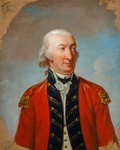 Lord Adam Gordon, c 1726 - 1801. General; Commander of forces in Scotland 1782 - 1798