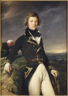 Louis-Philippe d'Orléans, alors duc de Chartres