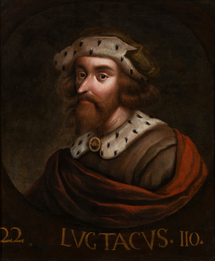 Lugtacus, King of Scotland (111-14)