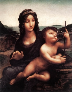 Madonna of the Yarnwinder