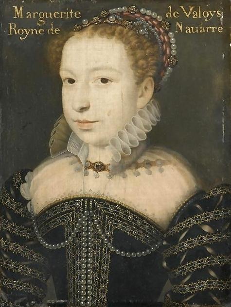 Marguerite de Valois, reine de Navarre