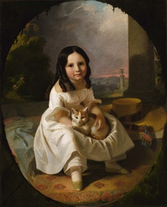 Mary Elizabeth Francis, the Artist's Daughter