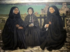Mourning, Brittany