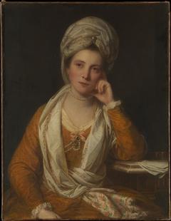Mrs. Horton, Later Viscountess Maynard (died 1814/15)
