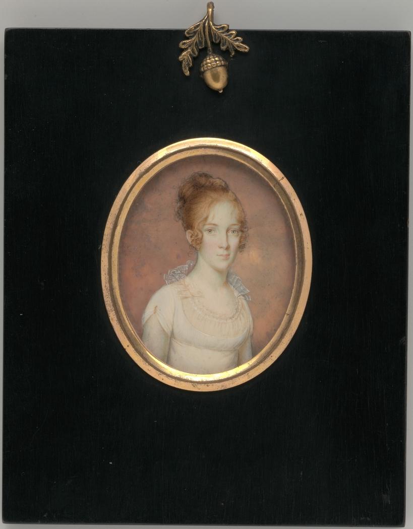 Mrs. Nathaniel Bowen (Margaret Blake)