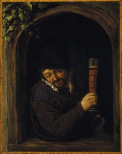 ''Peasant at a Window''