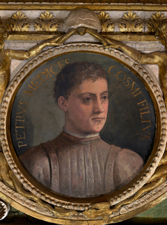 Piero de' Medici called the Gouty