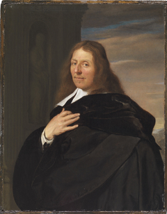 Portrait of a Fifty-Two-Year Old man