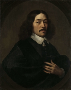 Portrait of a Man, thought to be Bartholomeus Vermuyden (1616/17-1650)