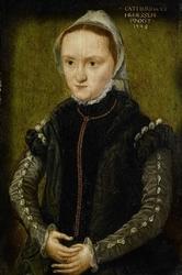 Portrait of a Woman, probably a Self Portrait