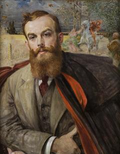 Portrait of Adam Łada-Cybulski