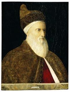 Portrait of Agostino Barbarigo (c.1420-1501)