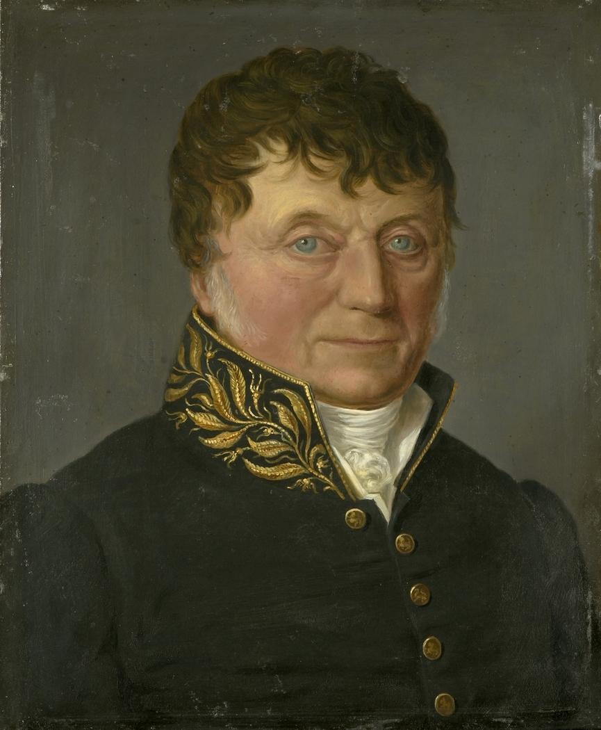 Portrait of Andreas Aagaard Kiønig