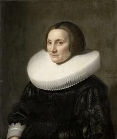 Portrait of Caecilia van Beresteyn
